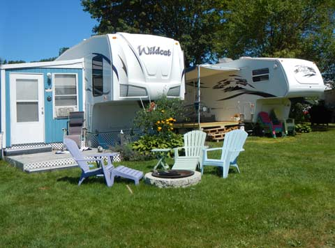 Camp Eaton Seasonal Rv Resort By The Ocean At Long Sand